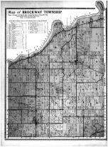Brockway Township, Stearns County 1912